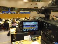 Wenn am 25. Mai in Br�ssel die Stimmen ausgez�hlt werden, sind wir f�r Sie mit Kamera und Stift vor Ort.