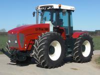 Der Mali Li-Trac 300 ist ein Traktor f�r den echten Fan.