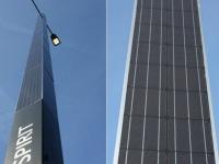 Der neue Photovoltaik-Lichtmast.
