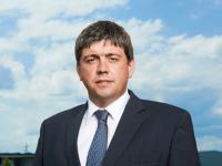Karl Mayb�ck Vertriebsleiter Kverneland