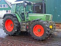 Der Star der Woche: Traktor Fendt 514 A mit Frontzapfwelle