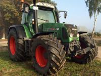 Dieser gebrauchte Schlepper von Fendt wird f�r 86.275 Euro zum Kauf angeboten.