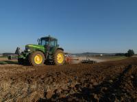 Der Ackerbau ist auch ohne Hektarzahlungen international wettbewerbsf�hig, sagt der Bio�konomierat.