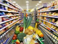 Rabattschlacht im Supermarkt auf Kosten der der Bauernfamilien.