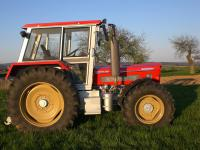 Der Schl�ter-Traktor Compact 1150 TV wird bei Heidelberg verkauft. Preis auf Anfrage beim Anbieter.