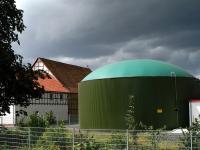 Kleine Hofbiogasanlagen zur G�lleverg�rung k�nnen f�r tierhaltende Betriebe wirtschaftlich sinnvoll sein.