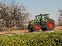 Die Serie 800 und 900 der Fendt-Traktoren wurden mit dem US - Innovationspreis 'FinOvation Award 2015' ausgezeichnet.