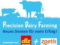 Die moderne Technik liefert Milchviehhaltern eine Vielzahl an neuen Informationen. Damit wird die Herdenf�hrung immer genauer, aber auch komplexer. Wie lassen sich die Daten  nutzen? Und f�r wen sind sie sinnvoll?