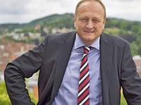 Mit gro�er Mehrheit wurde Joachim Rukwied (CSU) als Pr�sident des Landesbauernverbandes in Baden-W�rttemberg best�tigt.