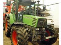 Der Fendt Farmer 309C ist Baujahr 1999.