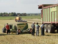 Im Merkblatt zur 'G�terbef�rderung in der Landwirtschaft' stehen wichtige Hinweise f�r Beratung und Praxis.