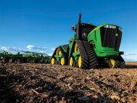 John Deere 9RX: Neues von der Mega-Raupe