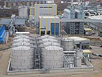 Bioethanol-Anlage in Zeitz