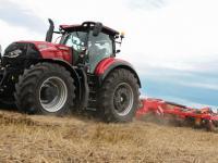 Der Optum 300 CVX ist einer von zwei neuen Traktoren der Optum-Baureihe von Case IH.