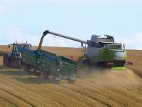 In Brandenburg ergeben sich signifikante Verschiebungen der Erntezeiten durch den Klimawandel.
