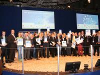 Auf der EuroTier wurden die Gewinner der Neuheit des Jahres 2015 ausgezeichnet.