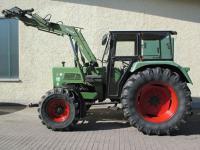 10.400 Betriebsstunden hat der Fendt Farmer 108 LSA bereits geleistet.