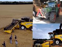 Weltrekord, beliebte Traktoren und der �rger um Straathof: das waren die Top-Themen dieser Woche.