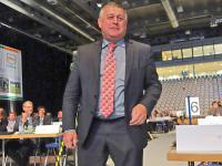 Walter Heidl wurde heute mit 92,4 Prozent zum Vizepr�sidenten des Deutschen Bauernverbandes gew�hlt.