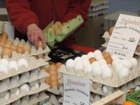Verbraucher greifen immer �fter zu regional erzeugten Produkten.