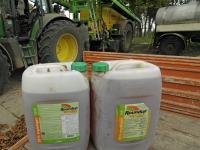 Wer Spritzmittel oder andere landwirtschaftliche Chemikalien entsorgen muss, kann das ab 3. November tun.