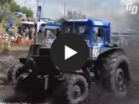 Netzschau: Das h�rteste Traktorrennen der Welt