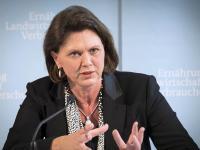 Bundeslandwirtschaftsministerin Ilse Aigner hat in einem Statement die Zielsetzung der Bundesregierung und den Weg zu einer m�glichen Einigung beschrieben.