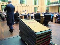 Bundesrat: Die L�nderkammer gibt gr�nes Licht f�r die Detailregeln zum Greening. Insgesamt sollen Landwirte dadurch noch etwas mehr Spielraum zur Erf�llung der EU-Vorgaben erhalten.