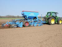 Die deutschen Landwirte bauen 2015 auf 3,25 Millionen Hektar Winterweizen an.