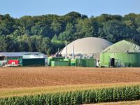 Biogas-Einspeisung