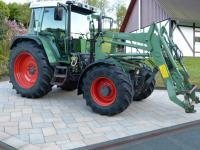 Auf technikboerse.com wird der gebrauchte Traktor Fendt 380 GTA f�r 38.675 Euro zum Kauf angeboten.