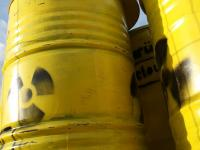 Wohin mit dem Atom-M�ll? Die Suche nach einem geeigneten Endlager gestaltet sich seit Jahren extrem schwierig.