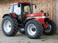 Der Case IH 1455 XL wurde 1996 letztmalig in Neuss produziert.